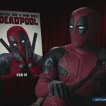 An interview with Deadpool: Antihero delivers hilarious exchange on upcoming movie release https://t.co/nrkJ7cQ3JE https://t.co/XOX3mY3Vjg