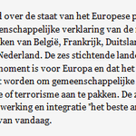 EU dompelt ons in crisis na crisis en toch is MEER EU de oplossing. Dat is nu officieel besloten. Ook door NL. https://t.co/V34a36Cnv8