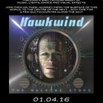 Flying into the Winter Garden,Eastbourne Hawkwind+Support Friday,1st April 8pm only £24.75 on Sale here & Theatres https://t.co/BLk885Jrv2
