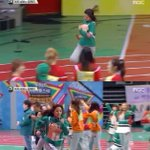 BTS and A Pink take gold medals in 400m relay at 2016 Idol Star Athletics Championship https://t.co/5bL1eFbSOo https://t.co/cAJcPTRZsc