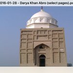 #PMLN demolishes Lahores heritage while #PPP promotes heritage work e.g this DaryaKhanAbro tomb in Larkana #EFT https://t.co/ovt574966W