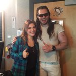 Tune in to @1059thex now to hear from @AndrewWK! #PartyHard https://t.co/O2K2M7EswW