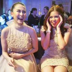 IG © raetristan Candid shot of The QUEENS This pic tho *heart eyes* @mainedcm #VoteMaineFPP #KCA https://t.co/70iW2Bk4rG