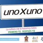 La cultura vial la hacemos todos; primero tú, después yo. #Oaxaca #PorUnOaxacaLibreDeAccidentes @GobOax https://t.co/231Au8kEaR