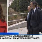 El juez deja en libertad a Jordi Pujol y su mujer, Marta Ferrusola, tras declarar en la AN https://t.co/CpUM142fUV https://t.co/bSOSVvXbvt