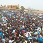 Did you miss Kisugu? Check here this is what happened when you were away. #WesigeBesigye as #UgandaDecides https://t.co/F7js8juer0