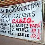#oaxaca # uabjo # sigue tomada @Spiaboc @LaondaOaxaca @sofyvaldivia @Betillocruz @Omar_Aguilar212 @NTOaxaca https://t.co/7nxNefUhsK
