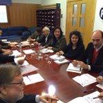 El Presidente del @GPPopularExt, José Antonio #Monago, se reúne con representantes del Tercer Sector en #Extremadura https://t.co/914wCMcCdr