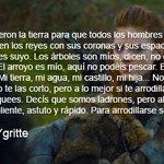 """""""Canción de Hielo y Fuego""""  George R R Martin https://t.co/TICPeokAmV"""