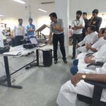 #Startup Village in Kochi - at the FabLab, interacting with entrepreneurs https://t.co/Thwuq23qsZ
