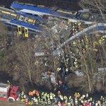 Al menos 10 personas murieron y finalizan el rescate tras choque de trenes en Alemania https://t.co/C39qDzZuJD https://t.co/75uJFxaNW2