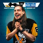 Listen to win @penguins tix around 730, 830, 930am to sit in @AndrewWK's section tonight! https://t.co/YLF9D4OWH9