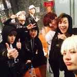 """GOT7 Japan Tour 2016 """"モリ↑ガッテヨ""""@福岡!冷たい風も暖かくなるぐらいのみなさんの熱気と愛溢れる声援でメンバーも最高にモリ↑ガリました♪長い間待っていてくださりありがとうございます♡ https://t.co/htZzjwB8fL"""