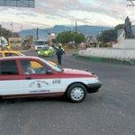 Implementamos dispositivo vial a la altura del Monumento Juárez de Santa Cruz Xoxocotlán #Oaxaca @GabinoCue https://t.co/DbzjCGSCbp