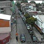 #Concepción Trabajos en calle Rengo entre Av. Los Carrera y Rozas producen leve congestión vehicular. https://t.co/ESb3qiQyob
