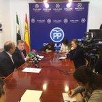 Directo. El Presidente #Monago atiende a los medios tras su reunión con representates del Tercer Sector https://t.co/dXm8PpI9OQ