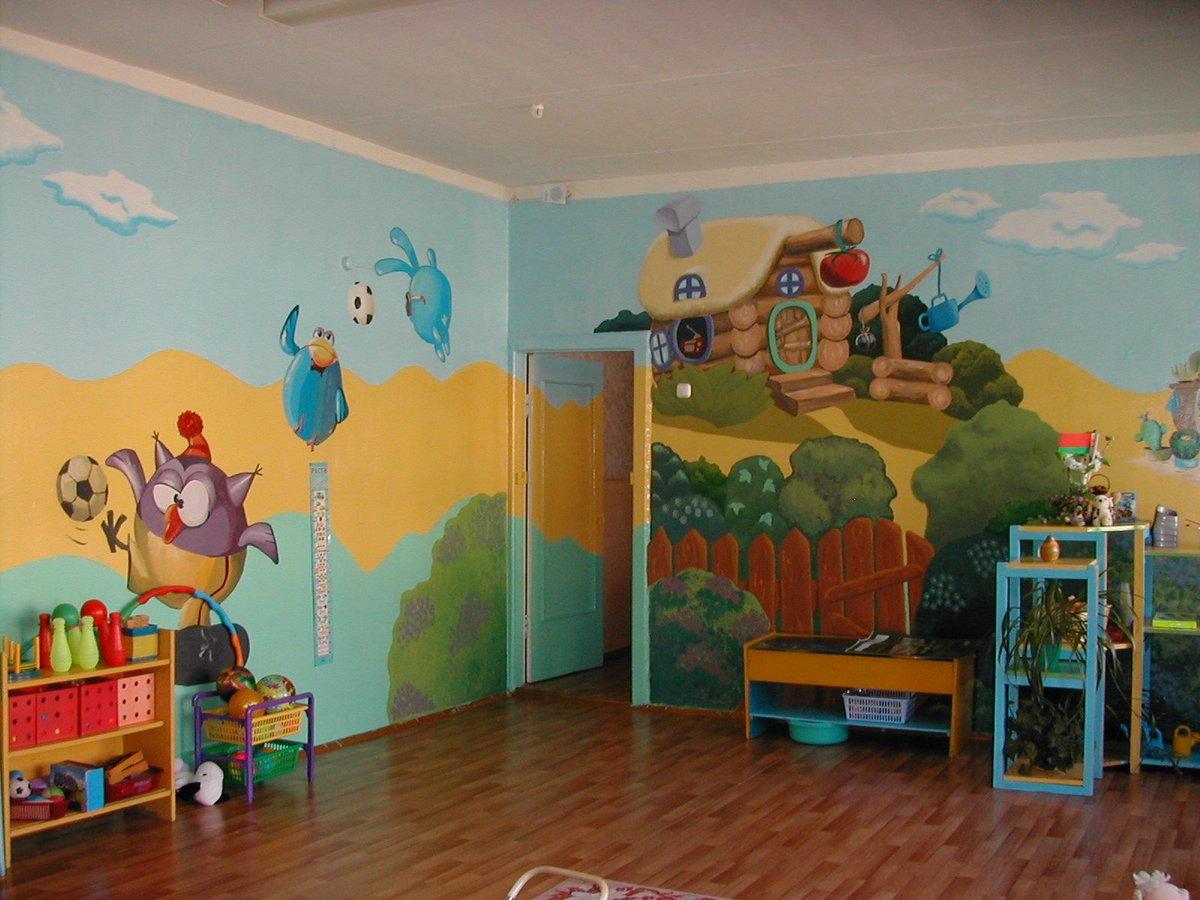 Оформление детских садов своими руками фото