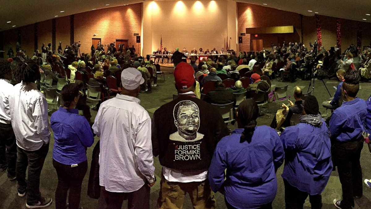 Ferguson asks for changes to reform deal, drawing criticism: