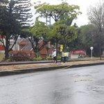 Así estan las calles de ibagué, hoy día sin carro! Fotos de @Tropicanaibague recuerden que.. Hoy juega el @cdtolima https://t.co/lofjLIwsR0