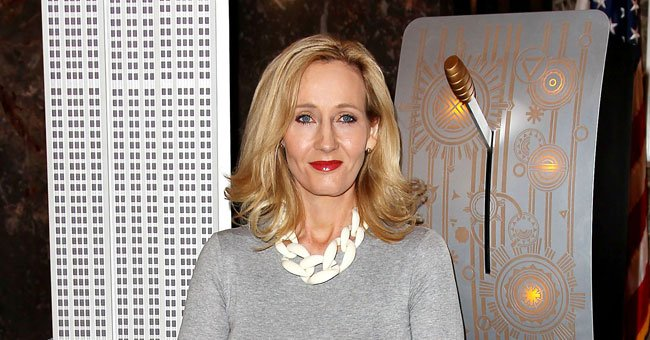 J K Rowling just did the sweetest thing for a fan...