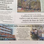 El poder de las redes: #UnOncologoParaPuntaArenas hoy en @Emol https://t.co/vbzcXfIW19