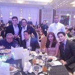 Maine and Alden and the Bosses of GMA with Tom Rodriguez and Arnold Clavio #iJuanderFallinLove https://t.co/ONAFsIXhYU