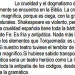 En Los cuernos de don Friolera (obra con títeres), Valle habla de teatro pero también de la caverna española. https://t.co/CGmI9Dr8e2