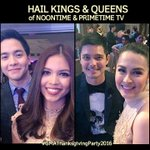 HAIL KINGS & QUEENS! ???? #GMAThanksgivingParty2016 VOTE ALDEN ON MYX #ALDUBHopiaLikeit https://t.co/QkBvRiF5rS