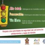 Buenos días #Oaxaca, por seguridad no exceda los límites de velocidad y respete las señales de tránsito. @GobOax https://t.co/VK6Av9vjwM