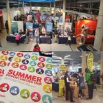 Summer Opportunity Fair right now at RLB! @PlymouthFutures @PlymUniBusiness @plymuniemp @PlymUni #summeropportunity https://t.co/jCj6KDqXYb