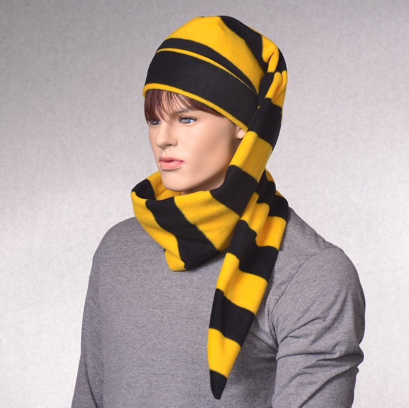 Striped Long Stocking Cap Black Gold Long Scarf Hat 5 ft Super Long… https://t.co/UzPqwdjzV8 #Etsy #CheerCheerleader https://t.co/r6GIpwhHB1