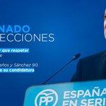 #Monago: Somos el partido que ha ganado las elecciones, el @PPopular es el elegido por la gente para gobernar https://t.co/9VxBSEqkEK