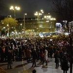19:30 Se grita SON ARTISTAS no terroristas #ficciónsinfianza #títeressinmordaza https://t.co/xnnYQnmSTI