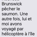Anticosti : Quand Arthur Porter parlait de son expédition de pêche en hélicoptère avec son meilleur ami. #Assnat https://t.co/8SPT7fu5fj