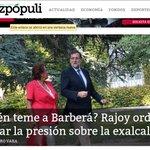 Porqué protege tanto Rajoy a la Barberá, qué secretos esconde Rita? (continuará, no te pierdas un solo capitulo) https://t.co/fu3i3GiBim