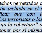 Este es el ÚNICO argumento del juez para mantener la imputación del delito de enaltecimiento a los titiriteros. https://t.co/Vemq17QlfT