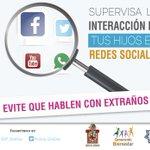 Supervisa la interacción de tus hijos en redes sociales, evite que hablen con extraños #Oaxaca @GabinoCue @GobOax https://t.co/JSADCjGDO1