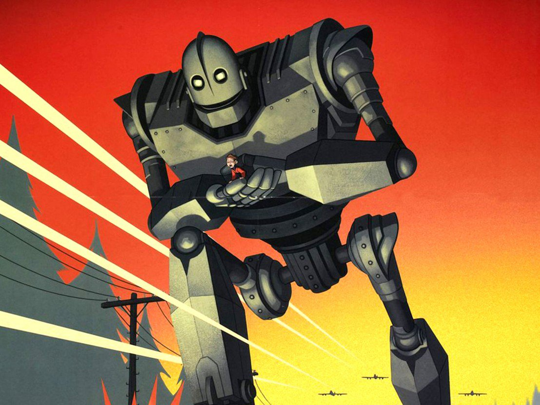 Why The Iron Giant is one of the most powerful superhero movies ever made: https://t.co/cEL8Ifq1ei https://t.co/iw4xFk1HLq