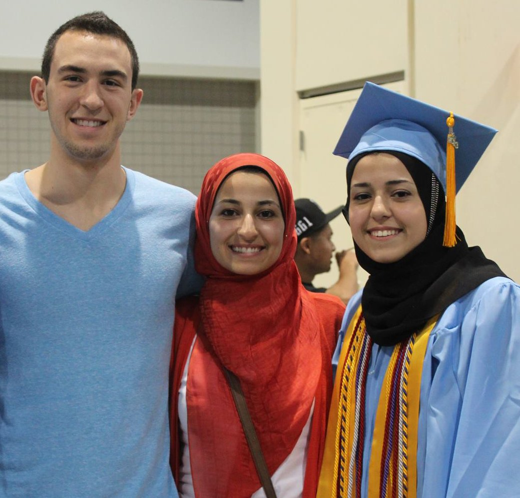 Today, the #UNC and @NCState communities will celebrate the legacies of #OurThreeWinners: https://t.co/EK5BlrMiyZ https://t.co/kEGb195Vs0