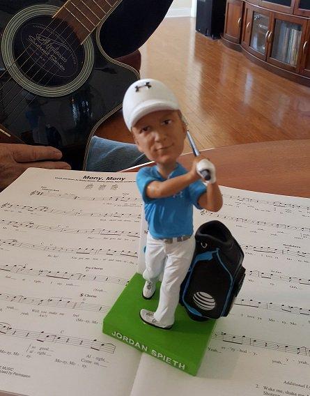 Jordan Spieth Exclusive BobbleHead GiveAway: https://t.co/26RDyCZcW7 … #ATTProAm #ATTBlogger #golf #giveaway https://t.co/tlXaaoWSlZ