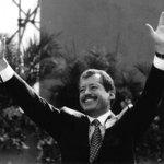 Recordamos a #LuisDonaldoColosio, a 66 años de su nacimiento. Fue un gran político, visionario y amante de México. https://t.co/XIRj6cXLHq