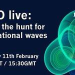 Has #LIGO detected #gravitationalwaves? Follow the announcement LIVE: https://t.co/LwMJFiSAFv #advancedLIGO https://t.co/SyIv4AJCJb