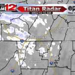 10:25a Another snow shower moving into Chattanooga #CHAwx #TNwx https://t.co/c4swx4kTtU