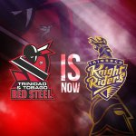 We are proud to welcome Trinidad & Tobago Red Steel to the @KKRiders fold! Hello Trinbago Knight Riders! https://t.co/nSzV5HvBxz