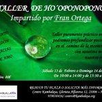 Últimos días para reservar plaza en el taller de Hooponopono del Sábado día 13. ¿Te animas? #Hooponopono #Huelva https://t.co/6u1D7U3vGH