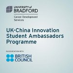 Could you be one of our UK China Volunteer Student Ambassadors? Details here: https://t.co/kmZESfaWoA https://t.co/JkvBDxo06B