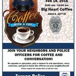 Come join Operations Division Midtown for coffee and conversation on Thursday, Feb 18th https://t.co/q5vdPYO4Tc https://t.co/6dQAlil3mS
