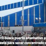 Ferrocarril busca puerto alternativo a #Antofagasta para sacar concentrado https://t.co/YhxcnEuII6 vía @el_timeline https://t.co/Hy5MmHT4HR