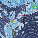 Detailed Update: Double stormy skies north of NZ: Will & how could #NewZealand be affected? https://t.co/jIjZythJgK https://t.co/VrKgKW0Wtg