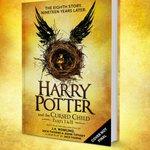 """JK Rowling confirma que la octava novela, """"Harry Potter and the Cursed Child"""", se publicará este 31 de Julio ⚡️   https://t.co/nqqcc9p42a"""